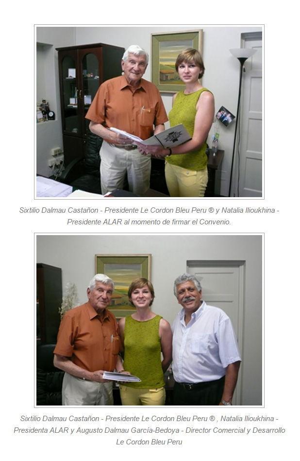 acuerdo interinstitucional con Promotora Miraflores SAC