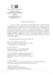 Acordo de cooperação Académica com a Comisão Nacional de Investigação e Desenvolvimento (CONIDA)